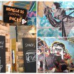 street art scenes inside She Bangs Coffee