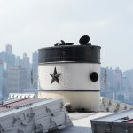 Funnel of the Star Ferry, Hong Kong